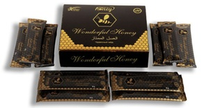 Great honey natural aphrodisiac, 15 g X 12 pieces