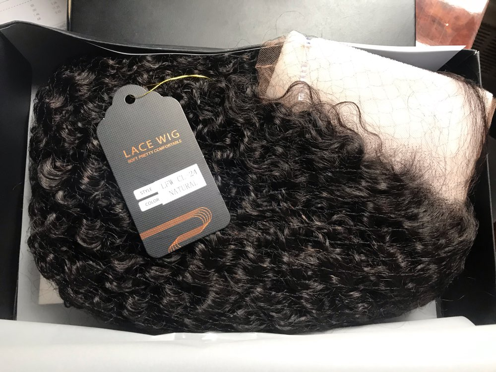 Curly Human Hair Wigs Pre Plucked With Baby Hair Mi Lisa Hair Remy Peruvian Wigs 13x6 Lace Front Human Hair Wigs For Black Women