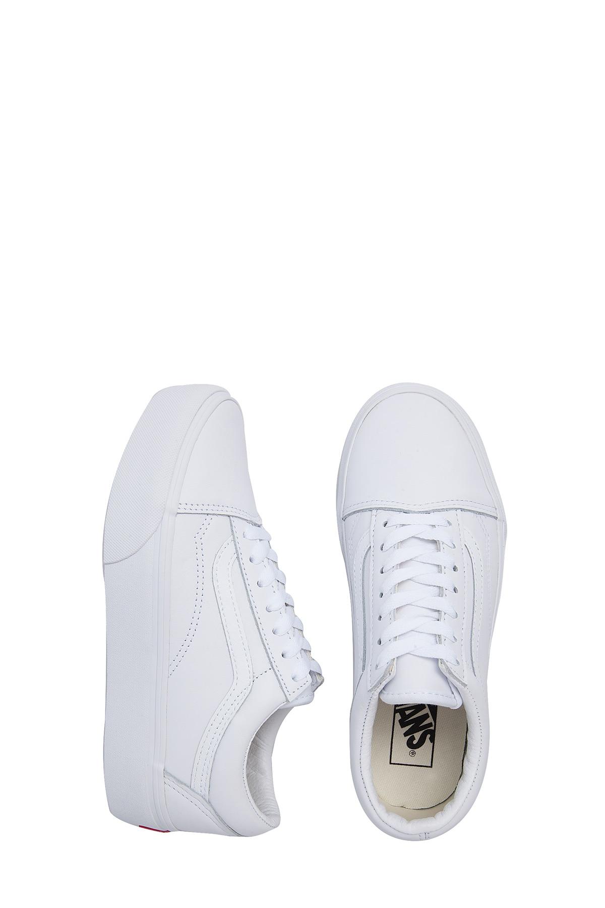 Vans UA Old Skool Platform Shoes WOMEN SHOES VN0A3B3UOER1
