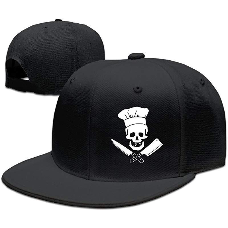 Chef Grill Sergeant Cooking Pirate Baseball Caps Snapbacks Plain Cap Men Women Cotton Hip Hop Cap Hats