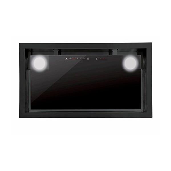 Conventional Hood Cata GCDUAL75BK 710 M3/h 130W Black