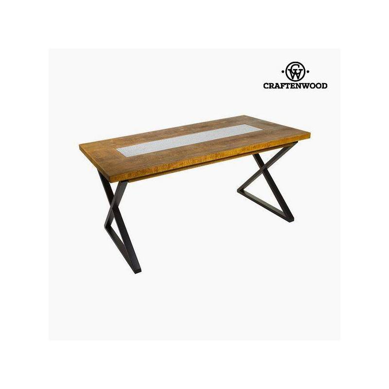 Dining Table Fir Mdf (160x72x70 Cm) By Craftenwood