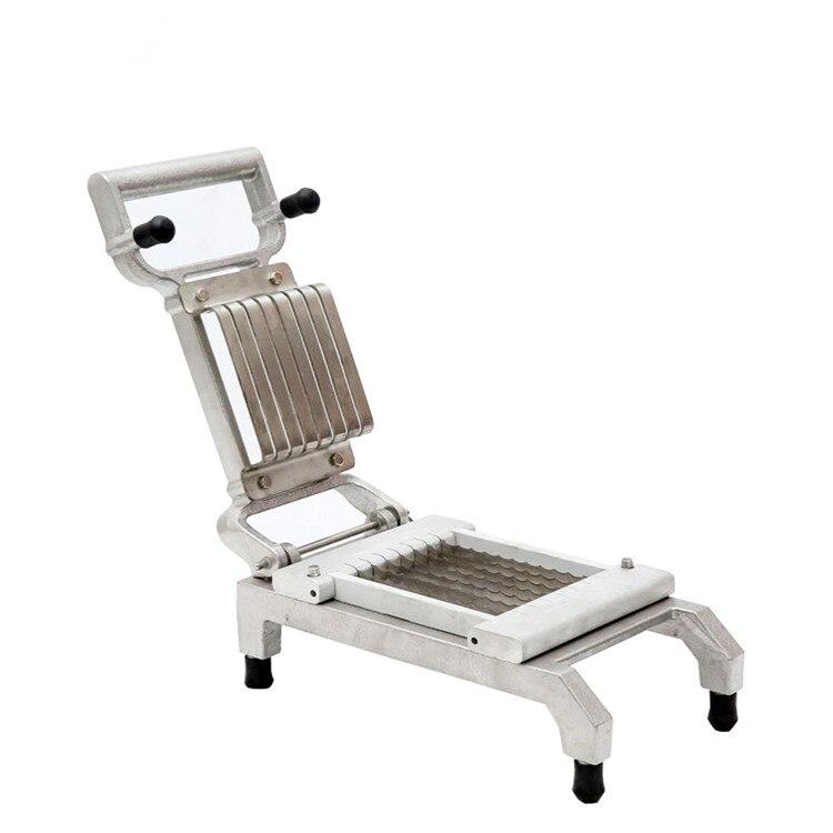 Manual Fried Chicken Cutlet Slicer Chicken Slicing Machine