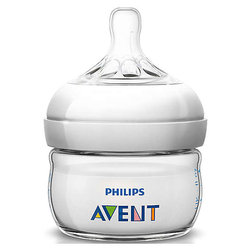 Bottle Naturаl 60 ml, 0-6 months, Philips Avent