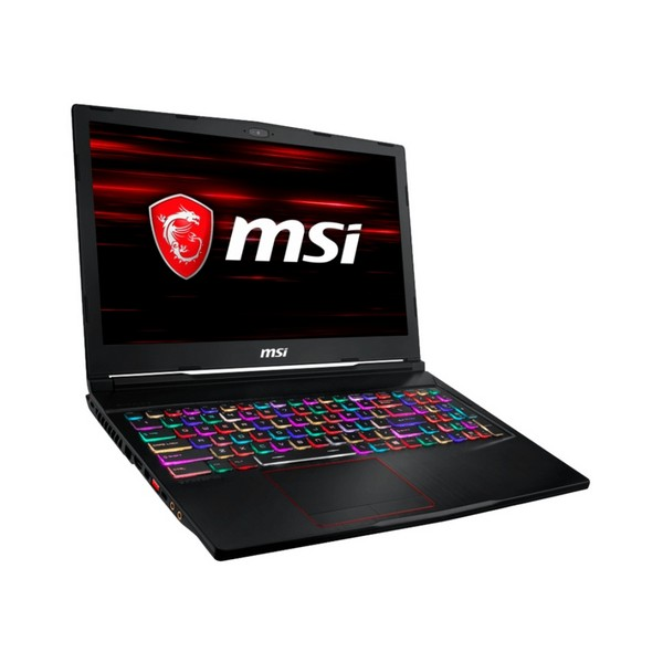 Gaming Portable Computer MSI GE63-626ES 15,6