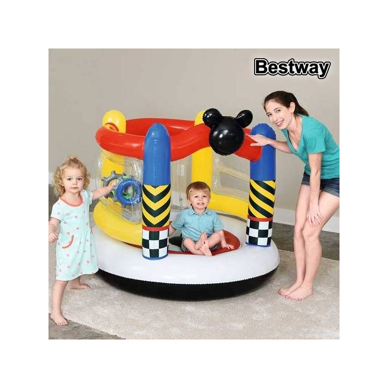 Game Inflatable Bestway 26231 (137x119 Cm) Multicolour