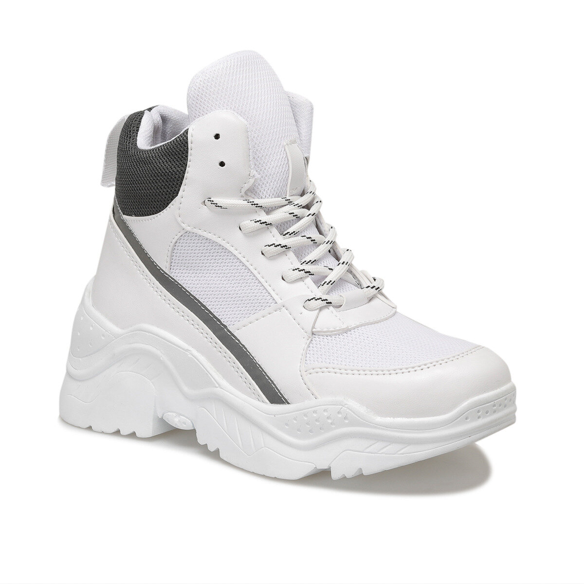 FLO 19K-959 White Women 'S Sneaker BUTIGO