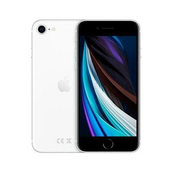 Перейти на Алиэкспресс и купить Apple Iphone Se 2020 64Gb белый Retina Hd/A13 Bionic/Lte/12 смартфон мобильный телефон