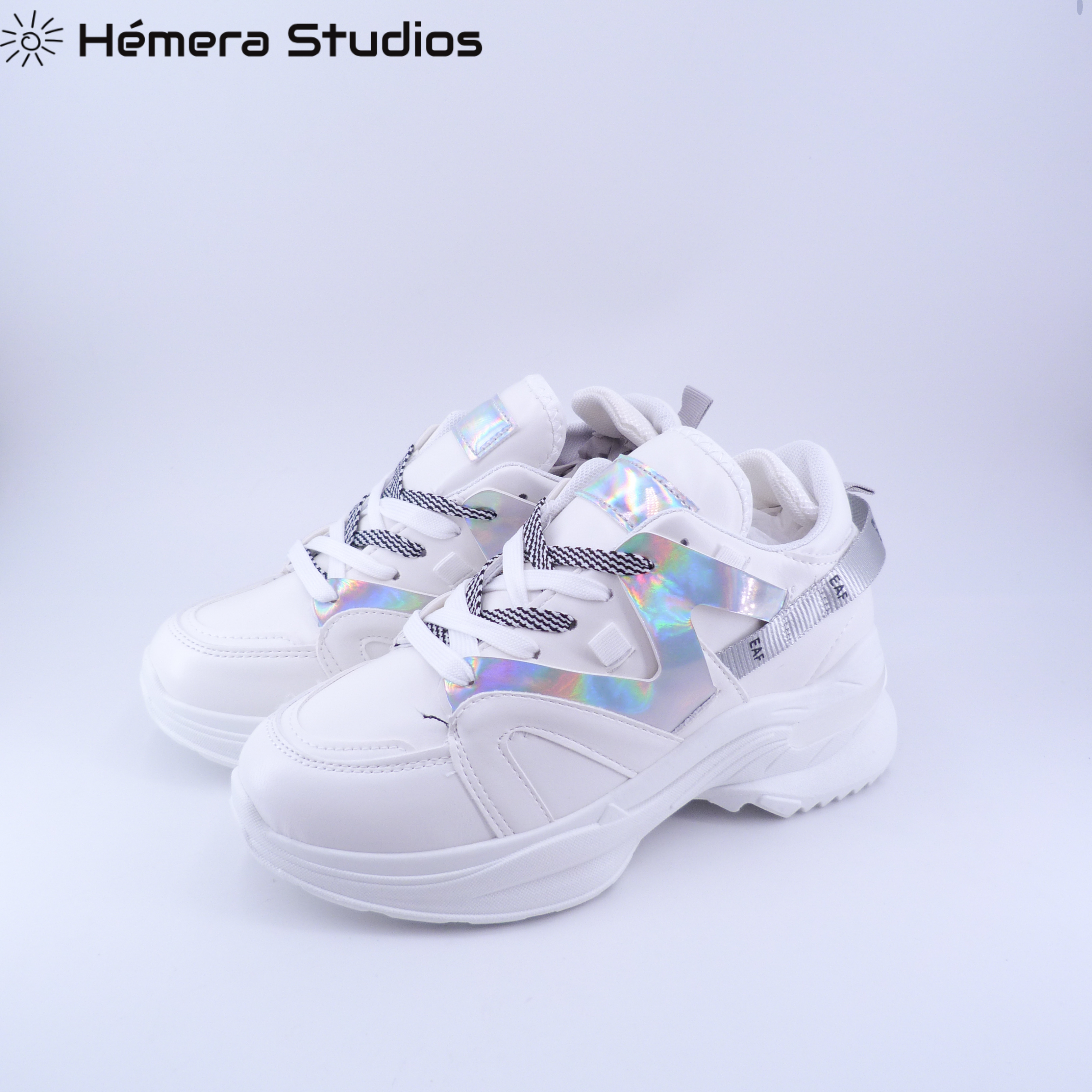 Women's Shoes Sports Casual Woman With Cords Platform Shoes Woman 2019