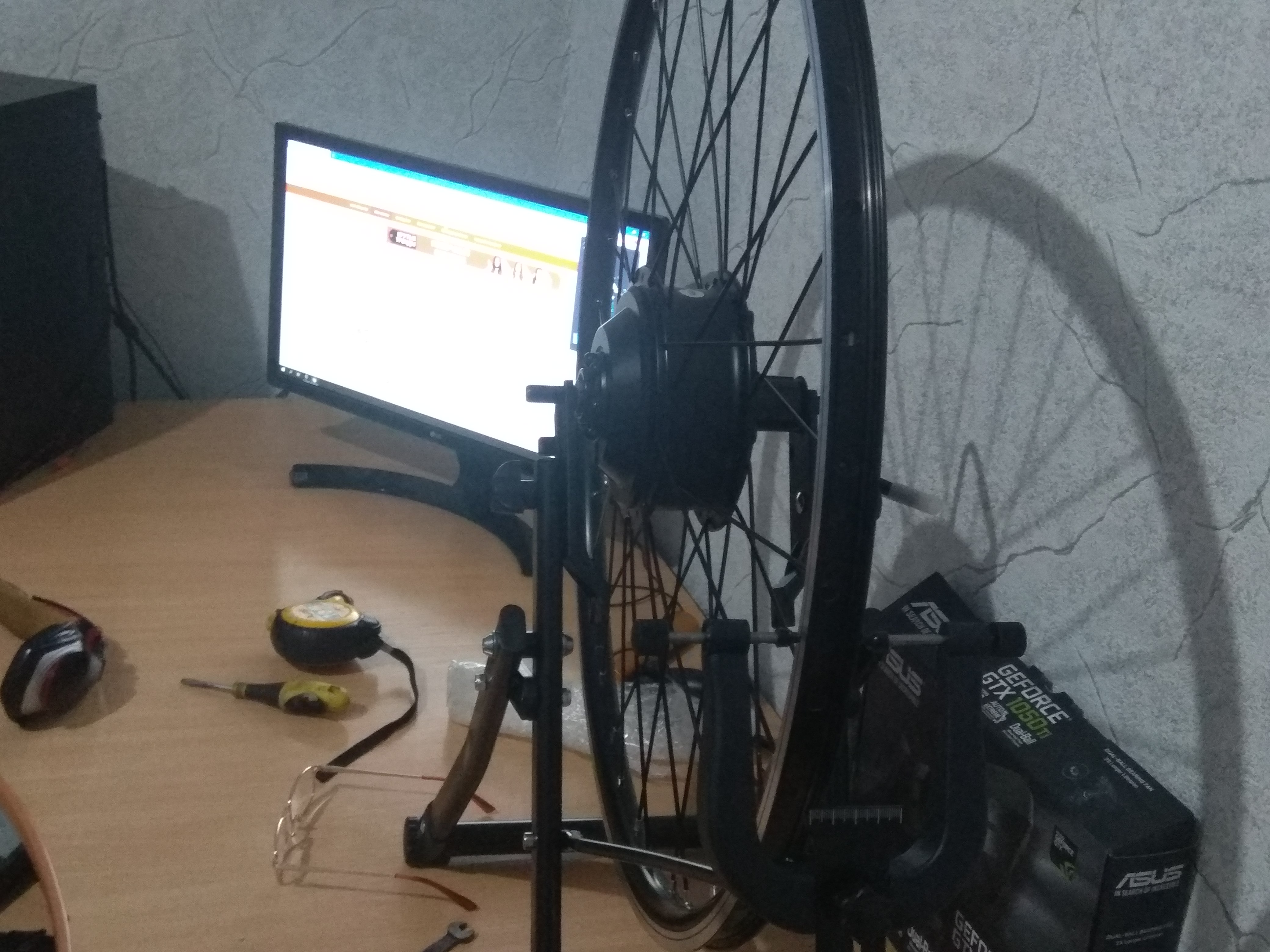 Ferramentas p/ reparo de bicicletas reparo bicicleta truing