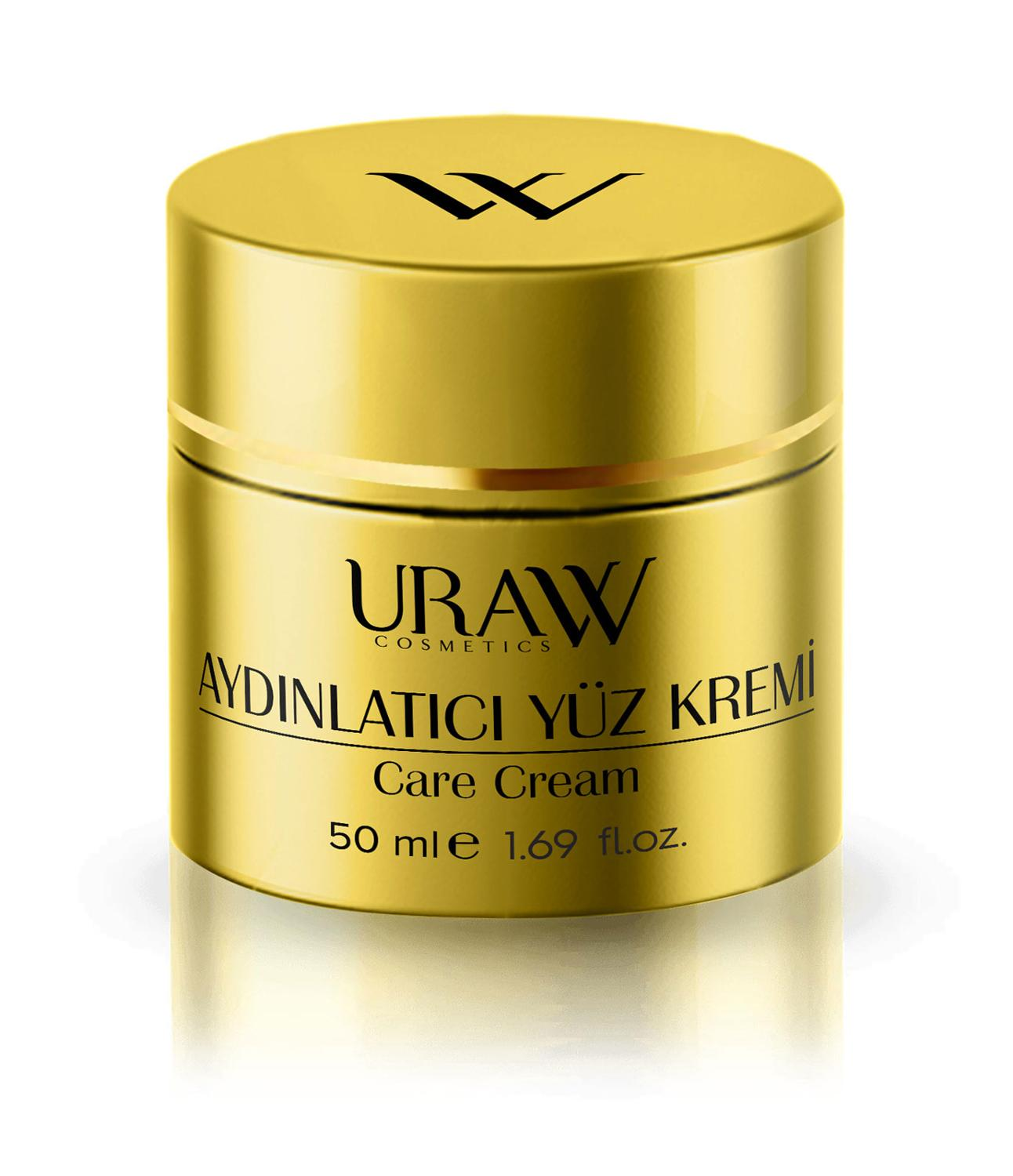 URAW ILLUMINATING SPRING CREAM Allows To Show A Brightening Effect On The Skin