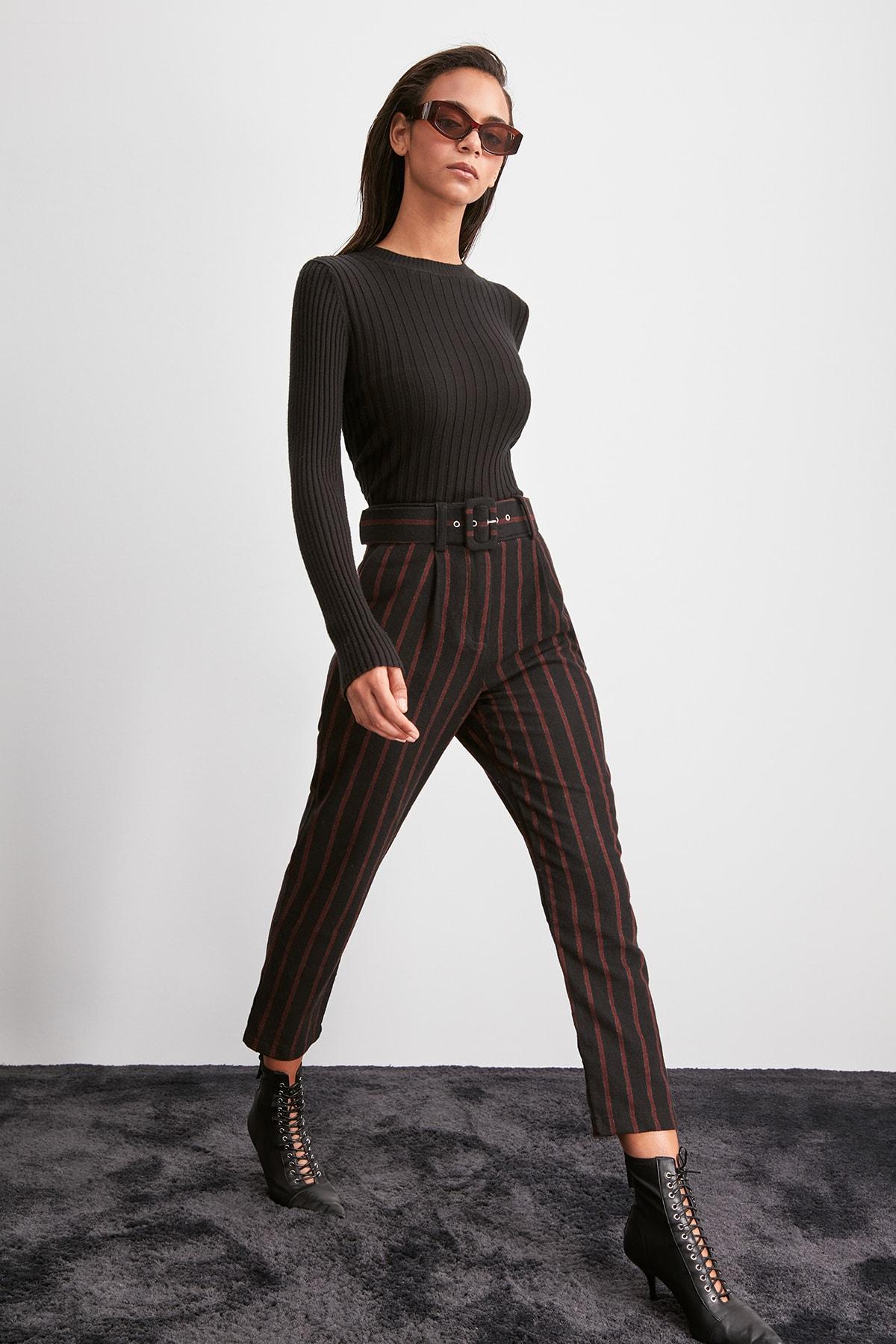 Trendyol Striped Pants TWOAW20PL0588