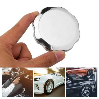 Chrome Plated Car Auto Fuel Tank Cover Fuel Gas Tank Cap For Honda GX GX160 GX200 GX240 GX270 GX340 GX390 image