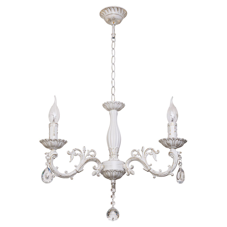 Chandelier Classical Crystal 30654/3WT экономсвет
