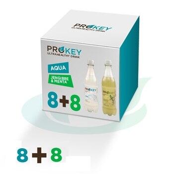 Pack as 8 + 8 bottles (16x500ml)