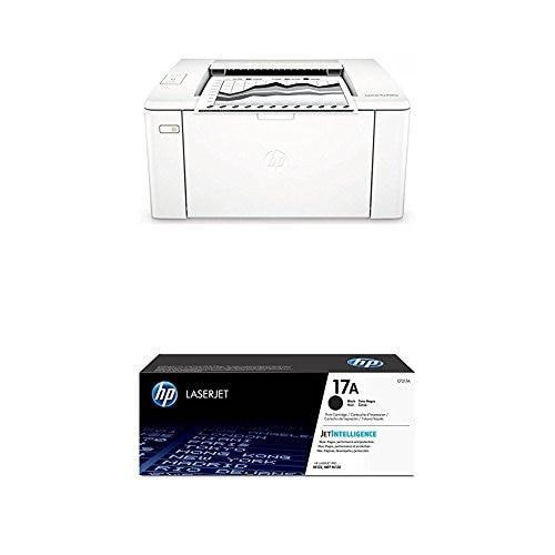 Monochrome Laser Printer HP Laserjet Pro M102A 128 MB White