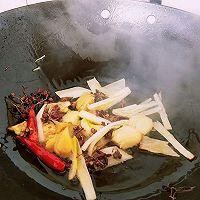 牛肉管够红烧牛肉面(可辣不不辣)的做法图解5