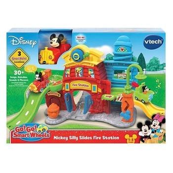 Mickey Fire Station Vtech Light Sound (Es)