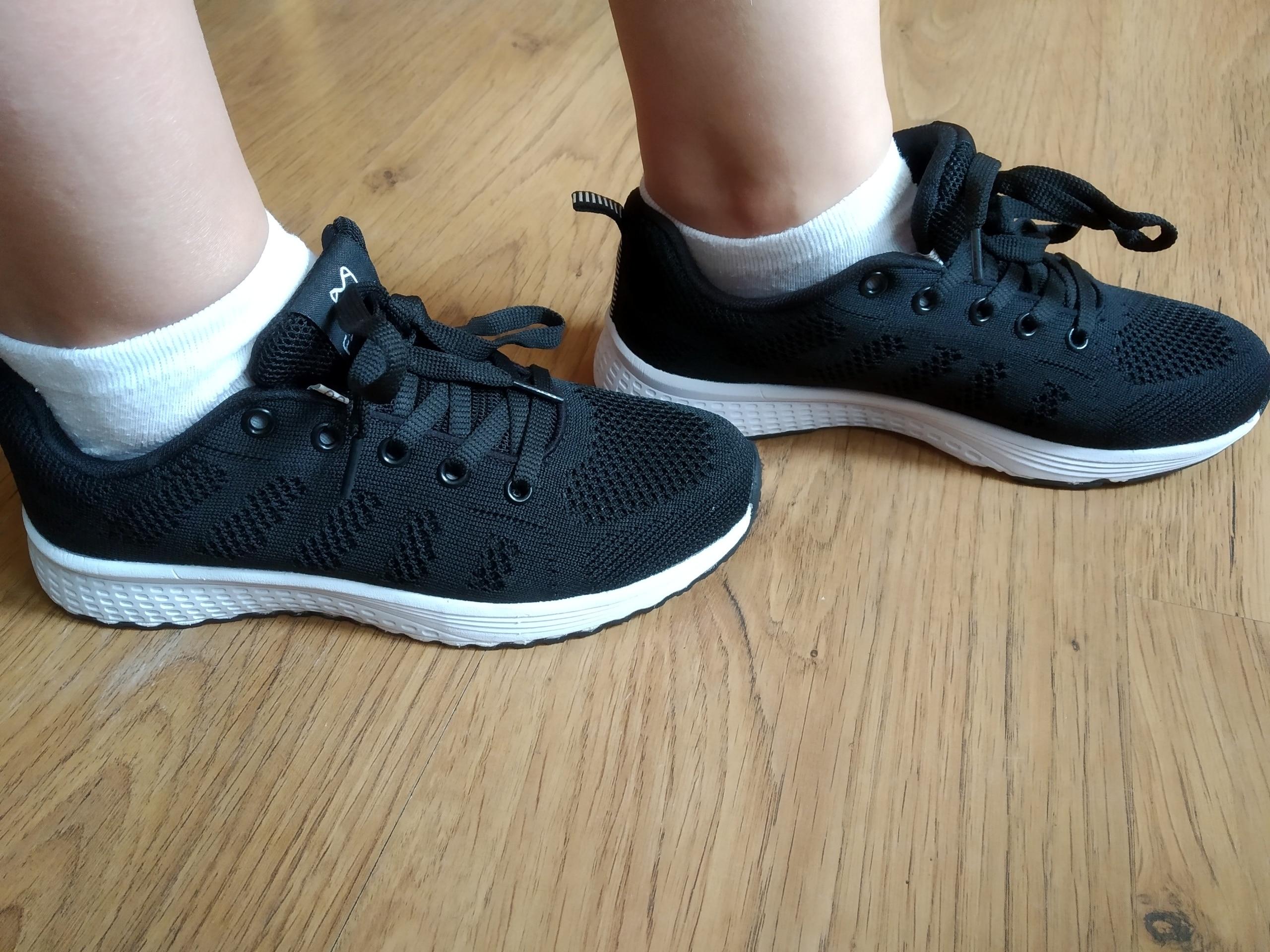Tênis de corrida sapatos esportivos respirável