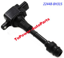 Brand NEW Ignition Coil 22448-8H315/224488H300/UF350 fits for Nissann Altima Sentra 2.5L X-Trail T30 Primera P12 2002-2006