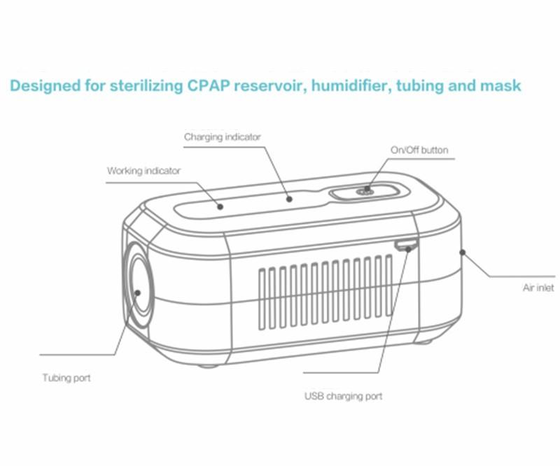 CPAP STERILIZER (1)