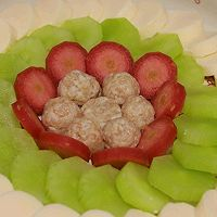 #福气年夜菜#清蒸大团圆的做法图解7