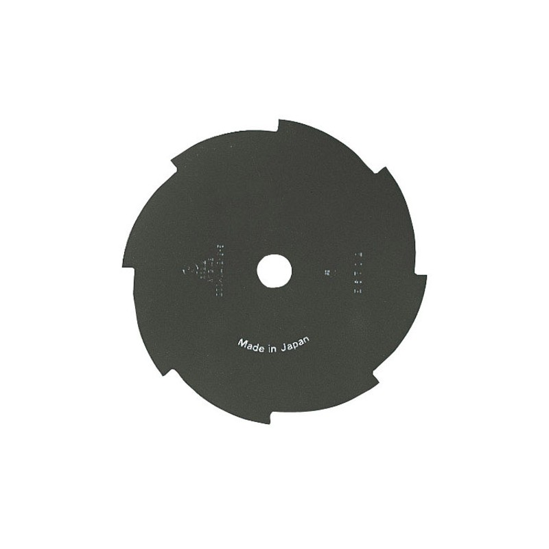 Disk Brushcutter Petrol Universal 8 Teeth Ø 25 Cm.