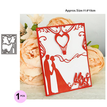 MR MRS Metal Cutting Dies New 2019 Heater Craft Cut for Wedding invitation Scrapbooking DIY Home Decorative