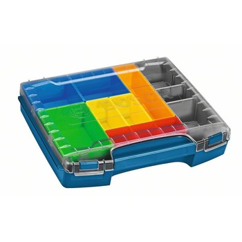 BOSCH-Carrying Case i-BOXX 72 with set of 10 PCs