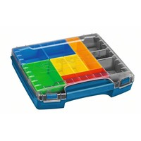 Bosch-estojo de transporte i-boxx 72 com conjunto de 10 peças