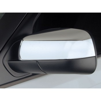Chrome rearview Land Rover Discovery 3