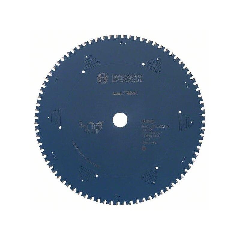 BOSCH-Hoja circulate saw Expert for Steel 305x25,4x2,6mm 80