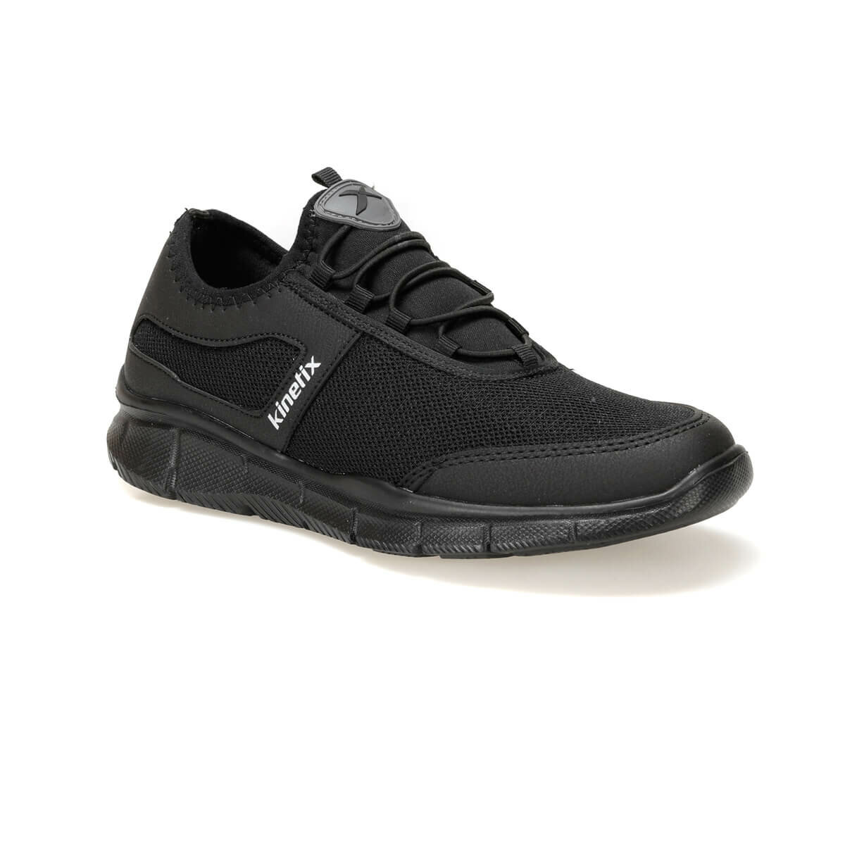 FLO AIRSHIP Black Male Walking Shoes KINETIX