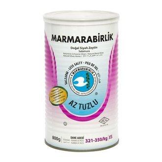 Marmarabirlik Less Salted Pickled the heart of the Puglia 800 g puglia l verbi italiani