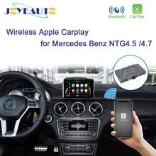 JoyeAuto – Module Carplay Apple sans fil, pour Mercedes Benz A B C E GLK GLA ML SLK GLC classe NTG 4.7 4.5 2012 - 2014