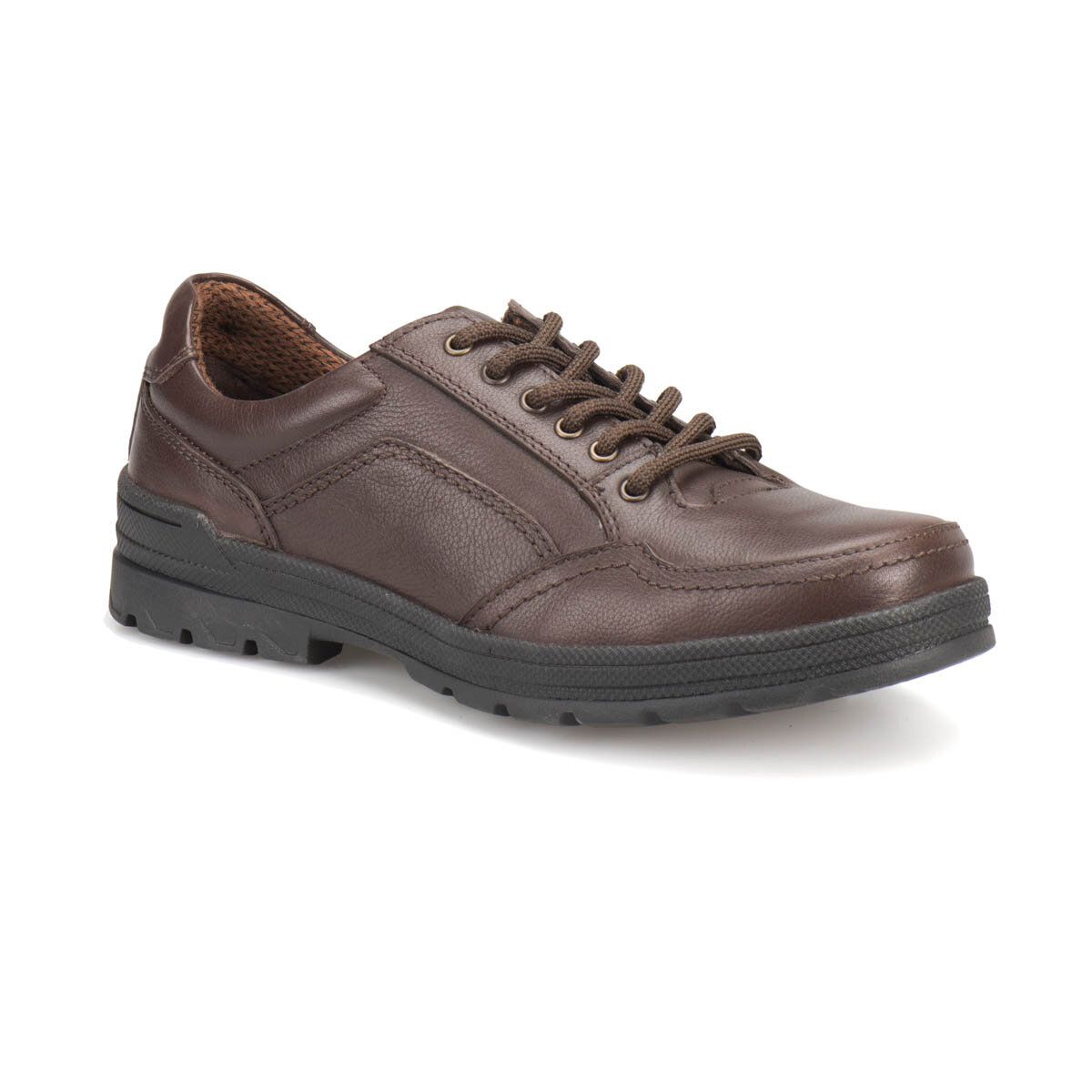 FLO 268 Brown Men 'S Classic Shoes Oxide