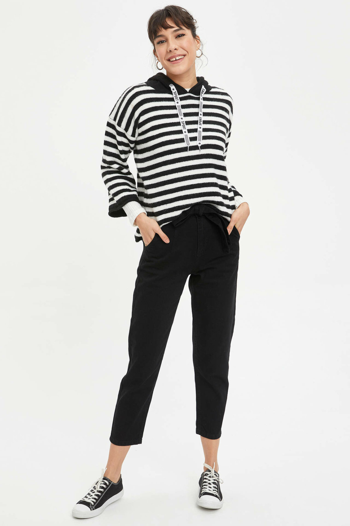 DeFacto Woman Trousers-L7310AZ20SP