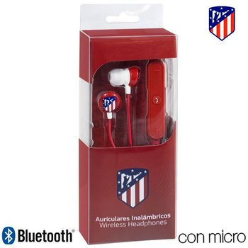 Madrid sports Universal football licence Stereo Bluetooth headset