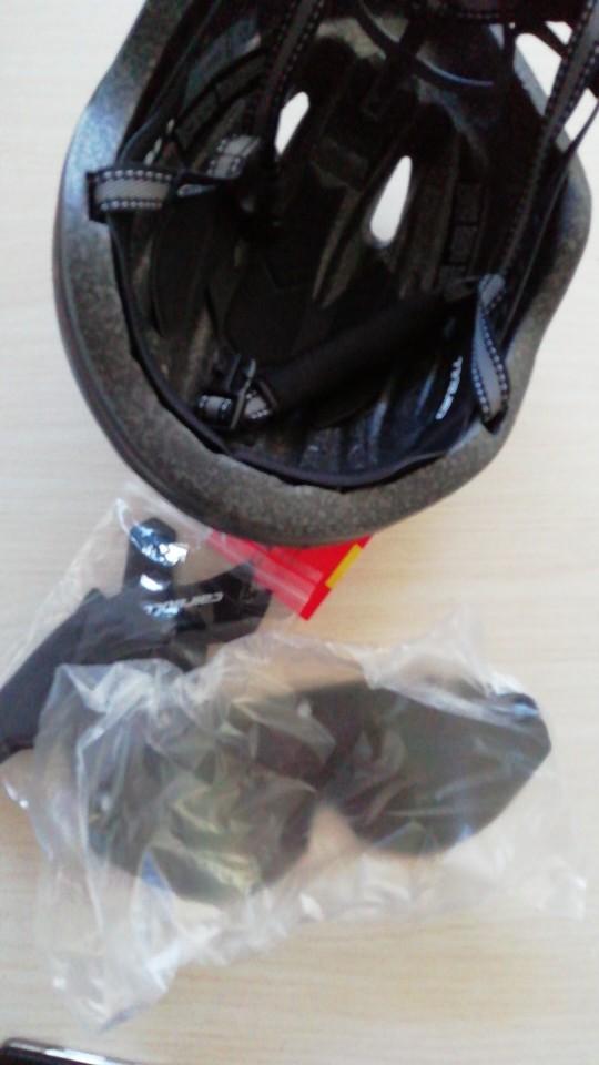 -- Ciclismo Capacete Magnético