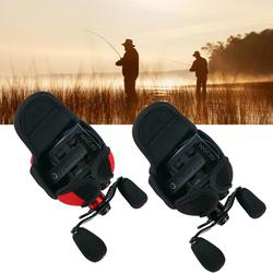 Waterproof Breathable Fishing Reel Bag Protective Case Cover Baitcasting/Drum/Spinning/Raft Reel Bag Fish Wheel Protector Pouch