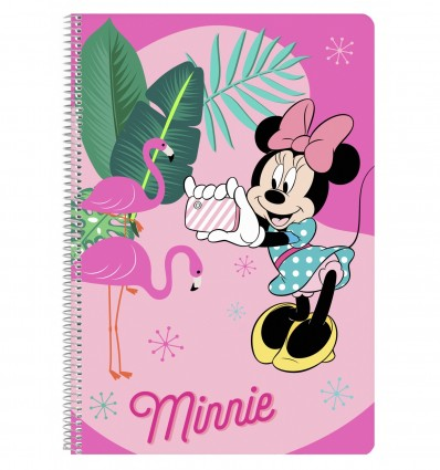 FOLIO NOTEBOOK 80 H HARDCOVER MINNIE M