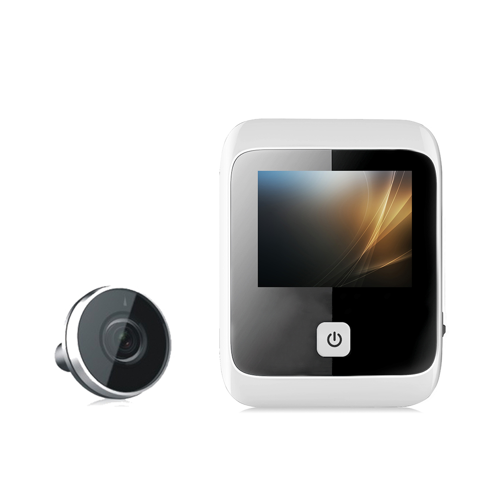 New 3inch Screen Monitor Door Camera 120 Degree  Door Eye Electronic Peephole Viewer For Home