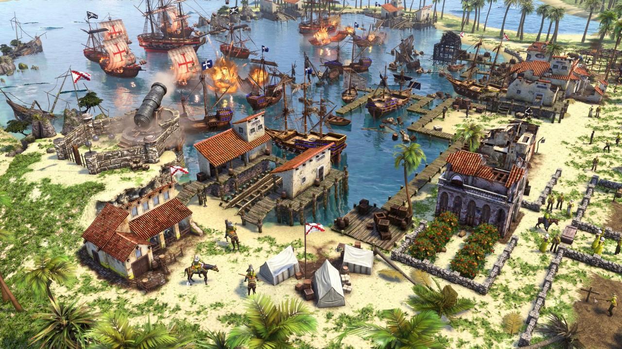 踏上支配世界的征程——《帝国时代3决定版》插图(5)