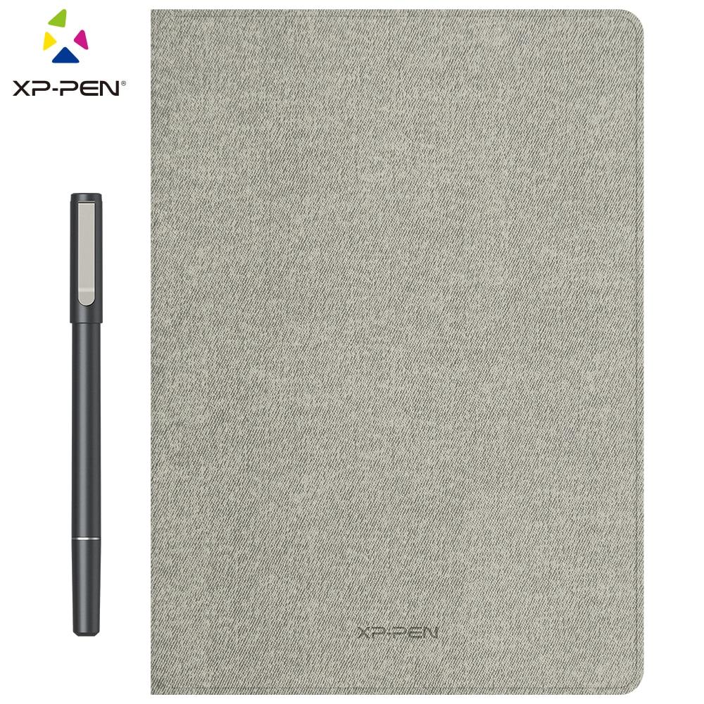 XP-Pen Note Plus Smart  Notebook Reusable ErasableCloud Flash Storage For School Office Supplies App Connection