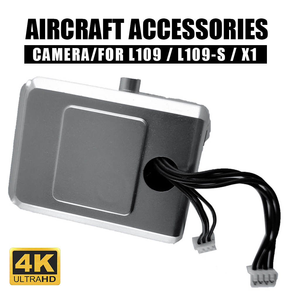 Toy-Parts Drone 4K for L109S/X1 HD Shooting-Camera 3840--2160p New RC Black Uav Rc-Quadcopter-Spare-Parts