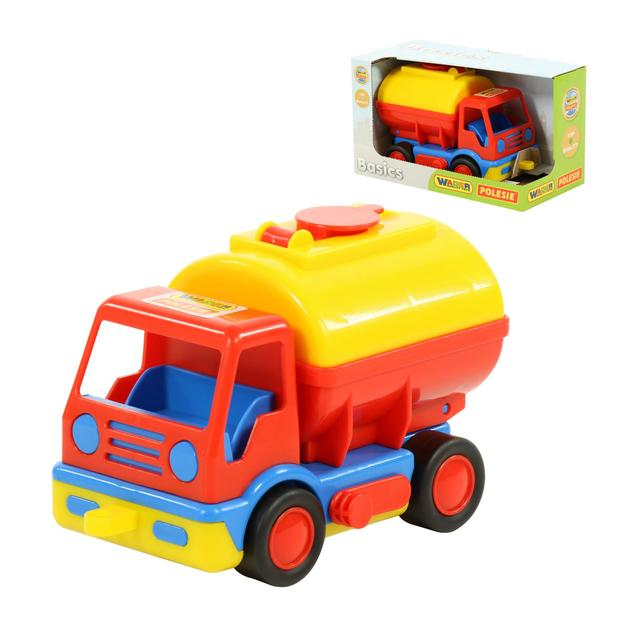 Базик, автомобиль-бензовоз (в коробке)