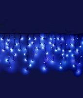 Comparar https://ae01.alicdn.com/kf/U83f0fb0160b44c509c40c681b329d1cdd/Festoon cordón de flecos de calle color negro 250 diodos 200 lámparas LED azules 50 flash.jpg
