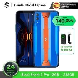 Версия для ЕС Xiaomi Black Shark 2 PRO, 12 г, 256 г (официальная гарантия 24 месяца), последнее поступление!
