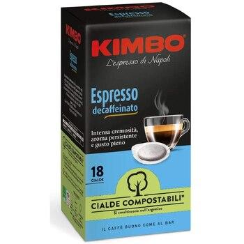 Dosettes de Café Compostables Kimbo ESE-Harmony 100% Arabica (100 dosettes)