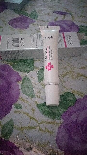 RtopR Mango Acne Treatment Cream (Maskne Treatment) photo review